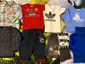 пакет одежды для мальчика 86/92