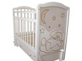 """Кровать детская Мой малыш """"12"""""""