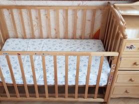 Детская кроватка можга