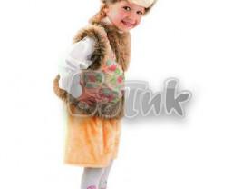 Ежик Тима новогодний костюм для мальчика