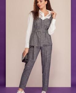 блуза, брюки, жилет Dilana VIP Артикул: 1418
