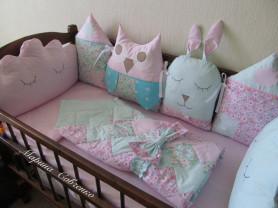 Комплект в детскую кроватку (новый)
