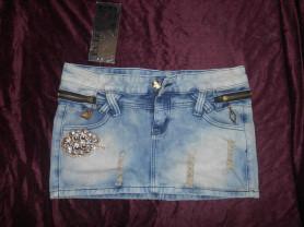 новая джинсовая юбка 46 размер