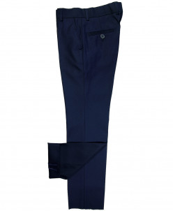 Школьные брюки для мальчика UNIK KIDS, темно-синие