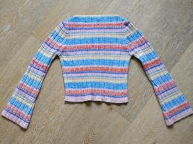 United Colors Of Benetton укороченный свитер, 6-7л