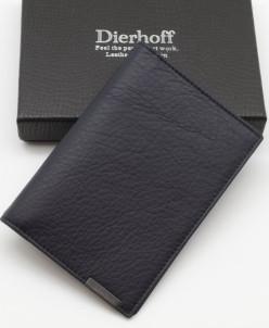 Мужская кожаная обложка для паспорта Dierhoff Д 8080-005/4