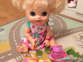 Кукла Baby Alive б/у