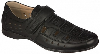 Туфли Индиго 40-087A/12 черный