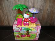 Конструктор Hello Kitty для малышей (14 деталей).