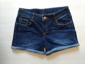 Новые джинсовые шорты Zara, р-р 44