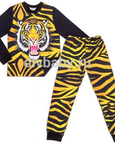 Пижама для мальчика Тигр