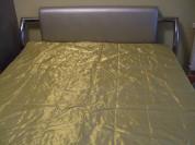 Новое покрывало на кровать