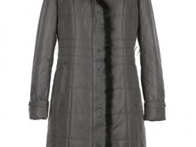 Пальто новое с норкой , 54 р-р