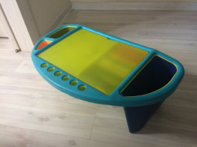 Мини стол для творчества Imaginarium от 1 года