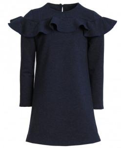 Платье детское Мэрседес (футер петлевой)