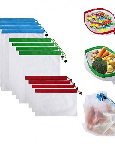 Экомешочки для овощей и фруктов