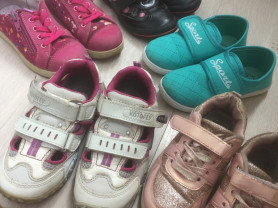 Пакет обуви 27 размер