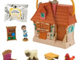 Мини домик Белль озвученный с фигурками. Disney