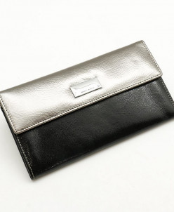 Большой женский кожаный кошелек Sergio Valentini СВ 8112-013