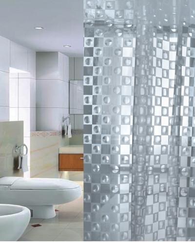 Odalisque Штора для ванной 180х200 (3D) PVC