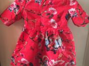 Платье новое 6-7 лет
