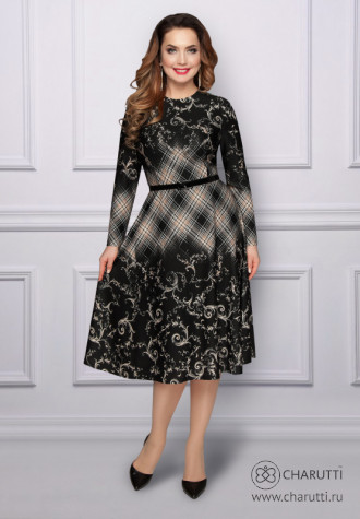 Платье Примадонна (с ремешком)