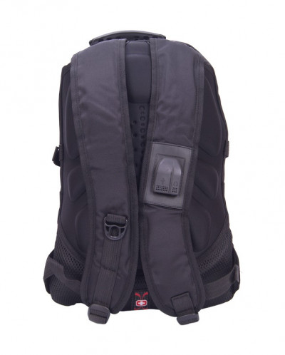 Рюкзак Swissgear Black Gray р-р 45х32х15 арт R-081