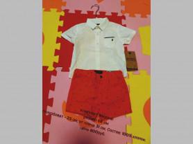 Комплект шорты+рубашка 68-70 Mayoral новый