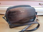 Новая оригинальная сумка кроссбоди кожа Италия