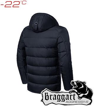 Куртки качественные теплые 1557 черный (2)