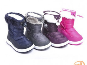 Дутики Tomax детские зимние
