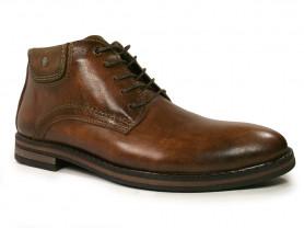 Зимние ботинки фундук