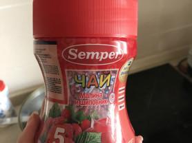 детский чай Semper Малина шиповник