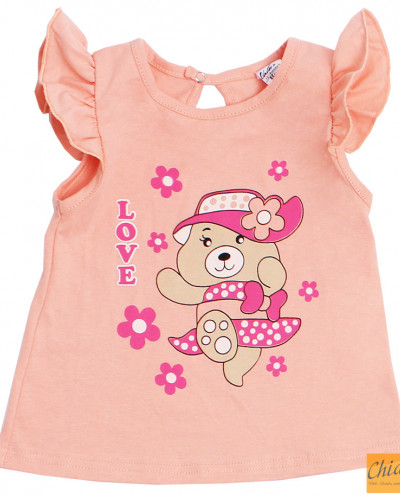 Блузка для девочки 1215-55-029-019
