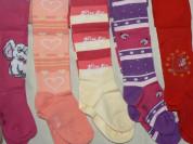 Колготки, носочки новые для девочек (остатки)