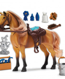 Sunny Days Entertainment Blue Ribbon Champions Deluxe Horse: