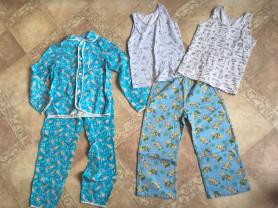 Фланелевые пижамки