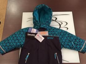 Куртка CareTec р.92 Новая.