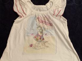 футболка Blumarine baby