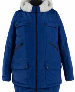 05-0826 Куртка зимняя Scandinavia (Синтепон 300) Плащевка Са