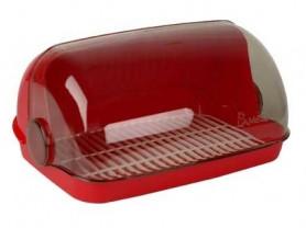Хлебница Lamela пластмассовая мини 27.5х21х15.5