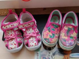 Обувь в садик