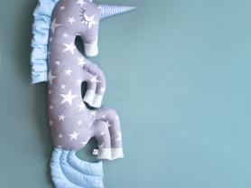 Большая игрушка-сплюшка Единорог
