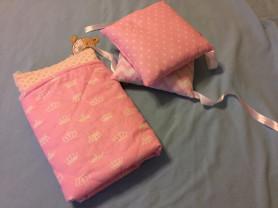 Бортики-подушки, конверты на выписку, пледики!