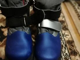 Зимние ботинки для лыж