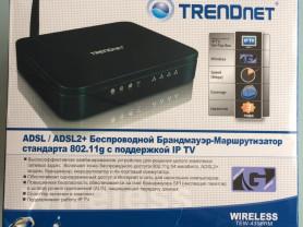 Новый wi-fi Роутер TRENDnet TEW-435BRM