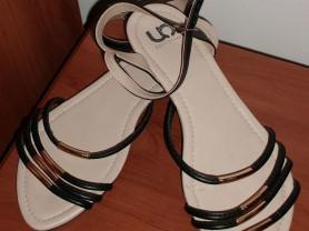 Босоножки кожзам CentrShoes новые - р.38 ст.25 см