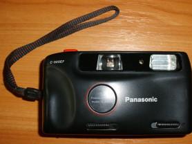 Фотоаппарат Panasonic C-325EF Япония с чехлом