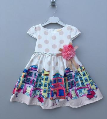 Платье Smile Rabbit