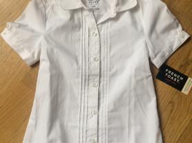 Блузка школьная,новая,р.134.